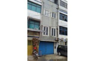 Jual Ruko 3,5 Lantai di Pangeran Tubagus Angke Jakarta Barat PR1420