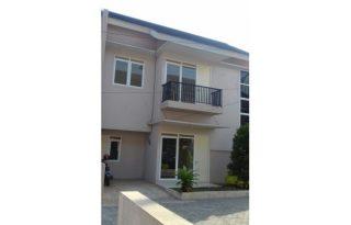 Dijual Rumah Baru Cluster Exclusive Puring Townhouse Depok PR1446