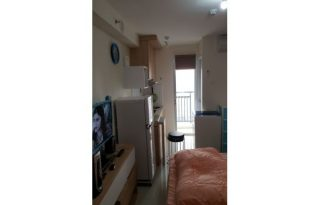 Jual Apartemen Basura Tower Alamanda Tipe Studio Furnished AG1025