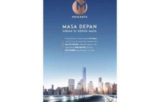 Jual Apartemen Meikarta, Harga Promo dan Diskon Khusus md642