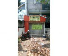 Dijual Ruko Strategis di Jalan Raya Pasar Minggu Jakarta Selatan P0893