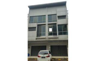 Dijual Ruko 3 Lantai Strategis di Pinggir Jalan Harvest City AG1099
