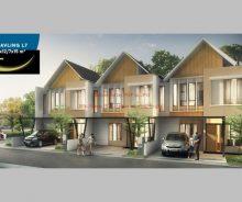 Dijual Rumah Type Auckland di Metland Transyogi Cileungi MD659