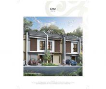 Rumah Terbaik Cluster Olive Residence The Orchard Summarecon Bekasi MD698