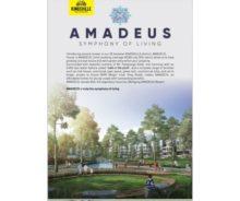 Dijual Rumah Baru Cluter Amadeus MD703