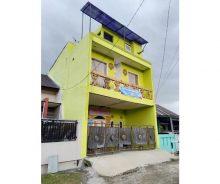 Dijual Rumah Tingkat di Komplek Pirus Gandasari, Arcamanik, Bandung AG1194
