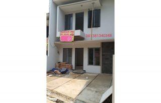 Dijual Rumah 2 Lantai Strategis di Area Grand Depok City AG1199