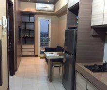 Dijual Apartemen Scientia Summarecon Serpong Tipe 1BR Full Furnished PR1686