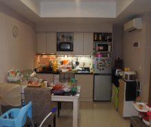 Dijual BU Apartemen Bougenville Kemayoran Mansion 3BR Furnished P-0562