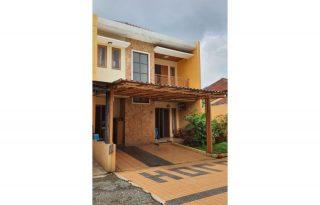 Dijual Rumah Tingkat Dalam Cluster di Duren Sawit, Jakarta Timur P0991