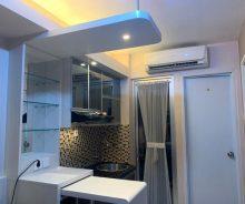 Dijual Apartemen Bassura City Tipe 2 BR Fully Furnished AG1240