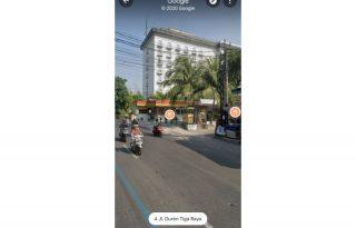 Jual Lahan Komersil di Duren Tiga Raya Jakarta Selatan AG1725