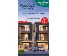 Ayodhya Garden 2 by Alam Sutera, Harga Perdana MD782