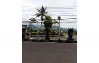 Dijual Tanah 1,7 Hektar Strategis di Jalan Utama Kota Batu PR1745