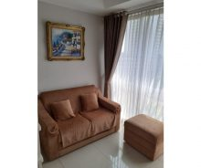 Jual Rugi Apartemen The Mansion Bougenville Kemayoran 2 Bedroom AG1739