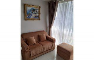 Jual Rugi Apartemen The Mansion Bougenville Kemayoran 2 Bedroom AG1739