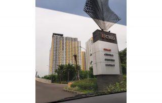 Jual Apartemen Springlake View Summarecon Bekasi Tipe Studio P0473