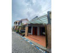 Dijual Rumah Tinggal 2 Lantai di Simowau Indah, Sidoarjo P0576