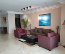 For Sale, Apartment Simprug Teras, South Jakarta, 4BR AG1761