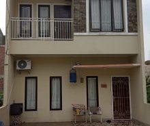 Dijual Rumah 2 Lantai Siap Huni di Kirana Residence, Serpong PR1777