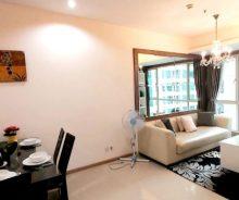 Jual Cepat Apartemen Casa Grande Residence Tower Mirage 3BR PR1785