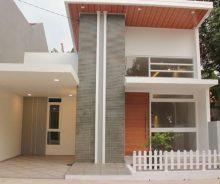 Dijual Rumah Minimalis Baru Siap Huni di Jatiasih, Bekasi PR1795